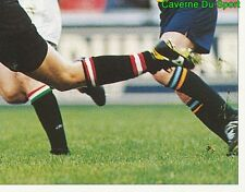367 NEIL BACK LEICESTER TIGERS 4/4  STICKER PREMIER DIVISION RUGBY 1998 PANINI