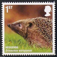 """Hedgehog"" illustrated on 2010 stamp - Unmounted mint"