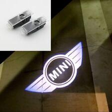 Car Door Light Projector Logo Lamp For Mini Cooper R55 R57 R58 R59 R60 Clubman