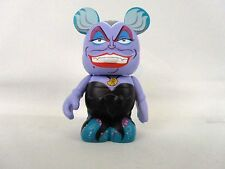 Disney Vinylmation 3� Villains Series 1 Ursula Figure Rare!