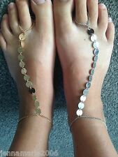 New Anklet Barefoot Sandal Foot Ankle Chain Beach Jewelry REDUCED PRICE SALE