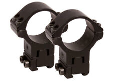 Sportsmatch 30mm Rings Fully Adjustable High 11mm Dovetail