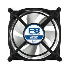 Arctic Cooling F8 PRO PWM PST Gehäuselüfter Hochleistungslüfter PWM Sharing