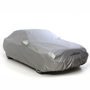 Fiat 124 Spider Car Cover - Coverking Silverguard - Made to Order - All Weather