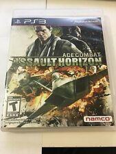 Ace Combat: Assault Horizon (Sony PlayStation 3, 2011)