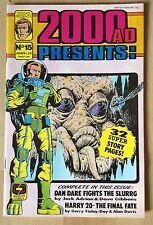 2000AD Presents 15 (June 1981) comic (UK seller)