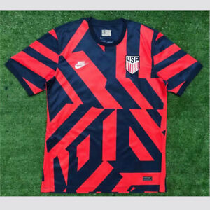 Mens US Soccer Newest 2021 Stadium Jersey USA National Team - Pick Size New