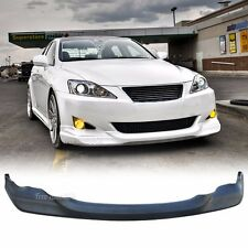 Fit For 06 07 08 Lexus IS250 IS350 IN Style Front Bumper Lip PU