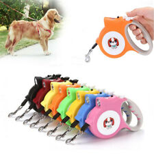 Automatic Retractable Dog Leash Light Pet Collar Walking Lead Traction Rope Cord