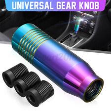 Universal Car Gear Shift Knob Shifter Manual Shifting Head 85mm Shift Lever AU