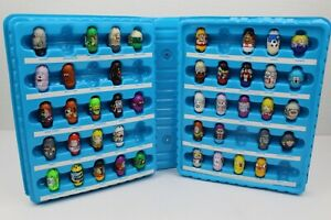 Lot Of 43 Mighty Beanz With Case
