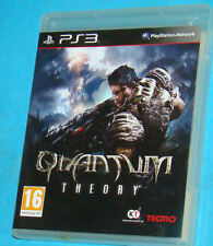 Quantum Theory - Sony Playstation 3 PS3 - PAL