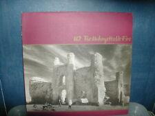 U2-The unforgettable fire LP 1984