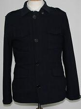 Men's Navy utility coat... sample 145