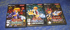 YU-GI-OH! YUGIOH Power of Chaos: KAIBA YUGI E Joey Bundle PC KONAMI tedesco