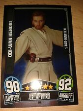 Force Attax Star Wars Serie Movie 3 Star-Karte 213 Obi-Wan Kenobi Sammelkarte