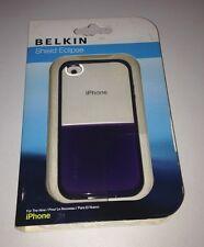 Brand New Belkin Shield Eclipse Protective Case for iPhone 4 Dark Purple