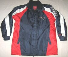 NFL For Her New England Patriots Football Women's Coat Jacket Size Small