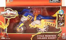 Power Rangers Mystic Force - Cycle Morphin' Solaris Knight by Bandai (MISP)