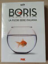 dvd Boris la fuori serie italiana (Sigillata,rara e fuori catalogo) INTROVABILE