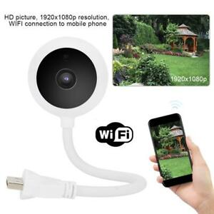 1080P HD Wifi Network IP Camera IR Night Vision In/Outdoor USB Security Camera
