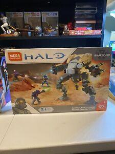 Brand New Mega Bloks Construx Hannibal Mantis Charge FWD96 Halo