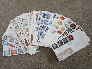 ** FIRST DAY COVERS 1987 MULTIPLE LISTINGS BUY 4 FOR FREE P&P **