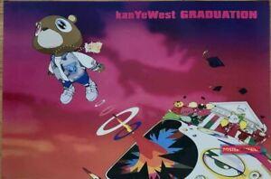 Kanye West Graduation Album Artwork Poster 24 X 36 U.K. Import Poster  Kanye Bea