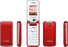 Nodis Telefono cellulare Dual SIM 1,77 0,08Mpx GSM Bluetooth Radio FM Rosso NC20