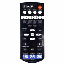 Genuine Yamaha SRT-1500BL Soundbar Remote Control