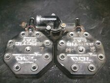 99-00 Arctic Cat Cylinder Head Assembly # 3003-757 700 cc ZR ZL Powder Special