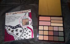 Smashbox Drawn In Decked Out Eyeshadow Contour Blush Palette - New in Box