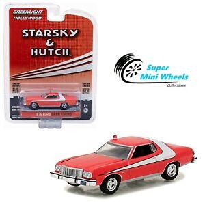 Greenlight 1:64 Hollywood Starsky and Hutch (1975 TV) - 1976 Ford Gran Torino
