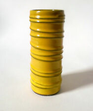 60s Gräflich Ortenburg Keramik Vase 18 cm Tambach west german ceramic U. Beyrau