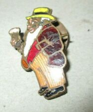 More details for vintage father william youngers brewery mascot enamel lapel badge (4)