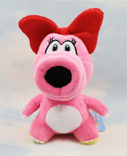 "Super Mario Bro Pink Birdo 6"" Plush Stuffed Doll Toy Soft Kid Anime toy"