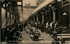 Vickers Ltd Barrow in Furness postcard antique military Shell Finishing Dept