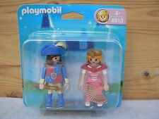 PLAYMOBIL ® 4913-Duo Pack conte e contessa NUOVO