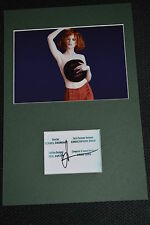NICOLE KIDMAN sexy signed Autogramm In Person Passepartout 20x30 cm