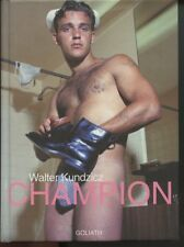CHAMPION gay picture story of WALTER KUNDZICZ 100s of hot 1960s models
