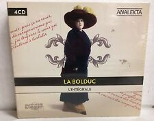 La Bolduc: L'Integrale 4 CD Set, NEW, SEALED
