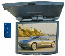 "Boss 13.3"" Flip Down TFT Car Video Monitor w/ Remote Video DVD Screen"