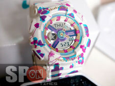 Casio Baby-G Flower Leopard Ladies Watch BA-110FL-7A