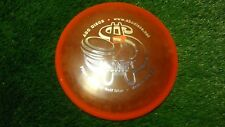 new Abc Discs golf Money putter red 171 gold plastic