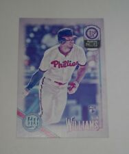 2018 Gypsy Queen  ** MISSING BLACK PLATE SP **  #196 Nick Williams SP  PHILLIES