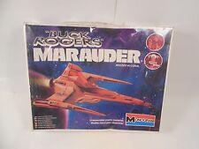 SEALED VINTAGE BUCK ROGERS MARAUDER SPACE SHIP MODEL KIT MONOGRAM 1979