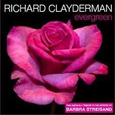 RICHARD CLAYDERMAN Evergreen: A Tribute to Barbra Streisand CD NEW