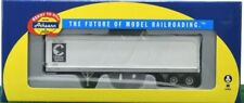 HO ATHEARN ATH73328 - CHESSIE SYSTEM 40' SMOOTH SIDE Z-VAN TRAILER