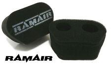 RAMAIR PERFORMANCE FILTRE AIR ms-016 YAMAHA fzr250r Mikuni BdSt NEUF