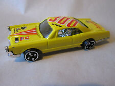 Tough Wheels 1:64 Yellow #300 Plymouth Fight Approved Action Sports Car